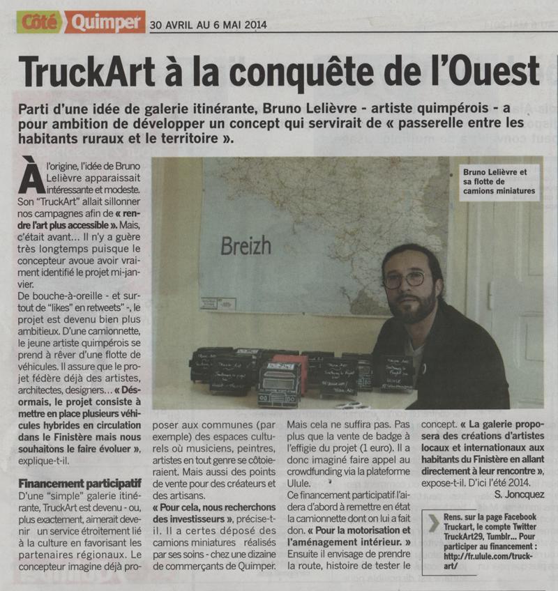 TruckArt-Coté Quimper