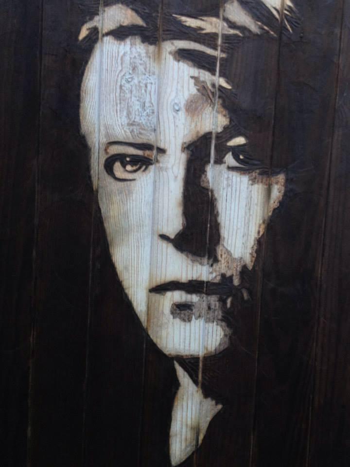 Bowie Peace